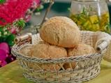 Хлебчета с мътеница и пармезан