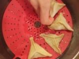 Рибени пелмени със сос от коприва 8