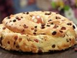 Датски великденски хляб