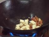 Броколи с тофу в бадемов сос 2