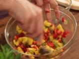 Козуначени брускети с плодове 2