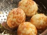 Тайландска салата с яйца 3