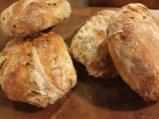 Хляб с маслини 6