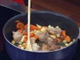 Свинско с кисели краставички 2