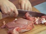 Подсладено свинско със зрял боб 2