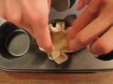 Хрупкави кошнички с крем от маскарпоне 2