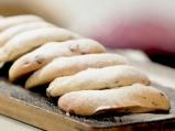 Бързи бананови хлебчета с шоколад