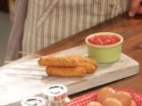 Корндог с домашен кетчуп 4