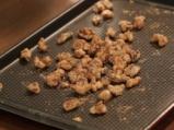 Кадаиф с ванилов крем и орехи 7