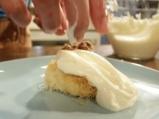 Кадаиф с ванилов крем и орехи 8