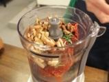 Полента с доматена тапенада 5