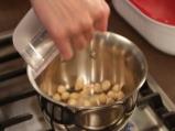 Студена супа от тиквички с крем сирене 3