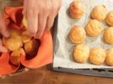Соленки със сирене чедър 6