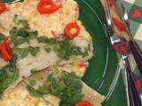 Риба магданозлия с царевица