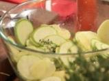 Гратен с тиквички и картофи 2