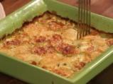 Гратен с тиквички и картофи 4