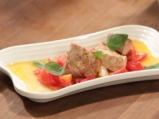Свинско с чушки и домати на фурна 4