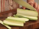 Салата с орзо и печени зеленчуци 2