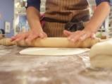 Бързи чеснови хлебчета 2