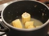 Мидена супа с царевица и сметана 3