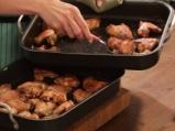 Печени пилешки крилца 4