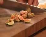Милфьой със смокини и рикота 6