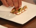 Милфьой със смокини и рикота 7