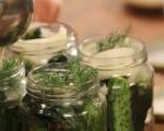 Консервирани кисели краставички 3