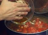 Супа от леща с манатарки 3