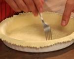 Смокинов тарт с бадеми 2