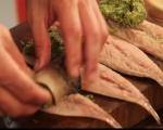 Рулца от скумрия с маслинова паста 3