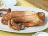 Октопод със соев сос