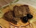 Солен кейк с овесени трици 3