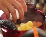 Свински гърди със зелен боб и картофено пюре 4
