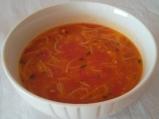 Доматена супа с кедрови ядки