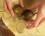 Мармалад от сливи в тесто 4