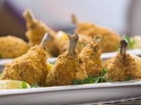 Пилешки бутчета с ароматна кора