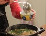 Люта супа с нудли и пилешко 6