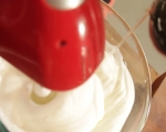 Крем с малиново сладко и шамфъстък  4