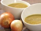 Лучена супа със сминдух