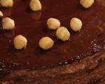 Палачинкова торта с шоколадов крем 7