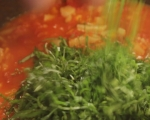 Пикантна доматена супа 5