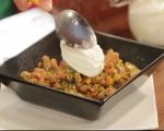 Пилешко с царевица в уок 5