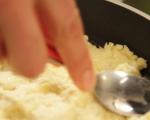 Накъсана картофена палачинка  3