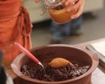 Шоколадови сладки без печене 2