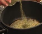 Грахова супа с шунка  2
