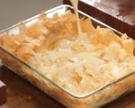 Гратен от сладки картофи 3