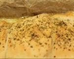 Хляб с шунка и кашкавал 4