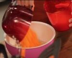 Морковен кейк с портокалов мармалад 3