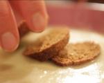 Супа от целина с печен чесън 5